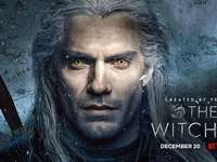 The Witcher series - The Witcher Netflix series, The Witcher puzzle, online puzzle
