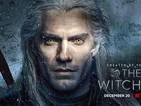 La serie Witcher - Serie The Witcher Netflix, puzzle The Witcher, puzzle online