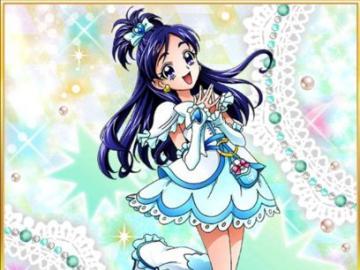 雪天使(Cure White) - 第二部-光之美少女Max Heart(Pretty Cure Max Heart)