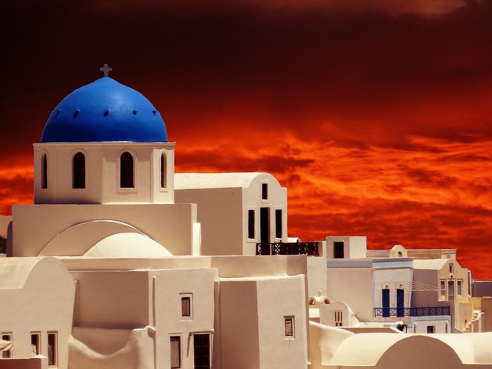 Greece-Santorin Ia Oia