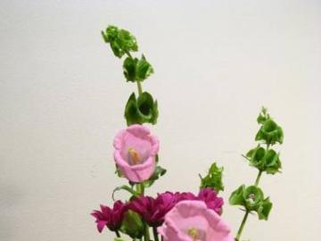 Japanese Ikebana - Puzzle representing Japanese Floral Art.