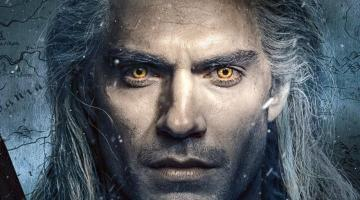 The Witcher (NETFLIX) - Puzze The Witcher (Wiedźmin) Netflix