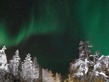 Lapland, Finland - oh oh oh oh oh oh oh