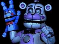 Funtime Freddy en Bom Bon