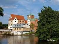 Schloss am Fluss
