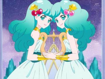 雙子座公主(Princess of Gemini) - 星光閃亮☆光之美少女。 來自及代表雙子座的二位星之公主。