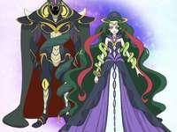 公主 / 蛇 夫 座 公主 (Darknest / Πριγκίπισσα του Οφιούχου