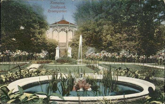 Chomutów Park - Chomutovský park pro Vás všechny (10×10)