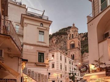 Amalfi, cudowne miejsce we Włoszech - Amalfi, cudowne miejsce we Włoszech