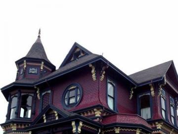 Victorian house - Victorian house in the Victorian style