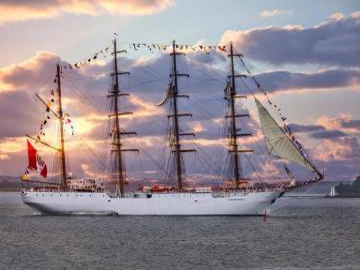 BAP Union - BAP Unión is a training ship of the Peruvian Navy built between 2012–2015 by the Peruvian Navy sh