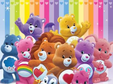 Kisses in kfet - The bears arrive at the kfet of the pre-campaigns