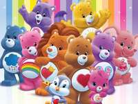 Całuje w kfet - Niedźwiedzie przybywają na kfet z kampanii wstępnych
