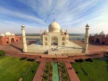 Taj - Mahal ;-) - Le Taj-Mahal est différent du Taj-Mahal.