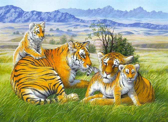 Живопис - Пейзажна живопис (10×10)