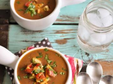 Zupa obiadowa - Zupa gulaszowa na obiad