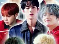 BTS-zangers