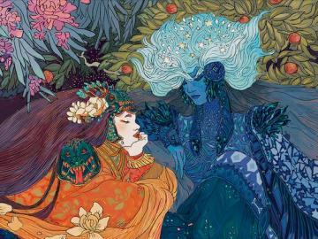 Puzzle sztuka niezwykła - Przykład sztuki, puzzle online sztuka