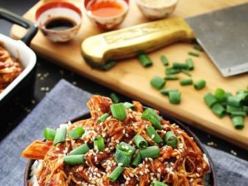 Ein köstliches Abendessen - Puzzle kulinarische Inspirationen, Idee zum Abendessen