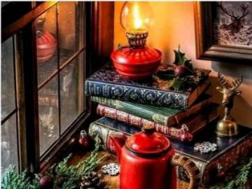 lampada da caffè libro finestra - lampada da caffè libro finestra