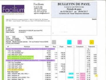 SOPHIE K - INTERIM PAY PAY