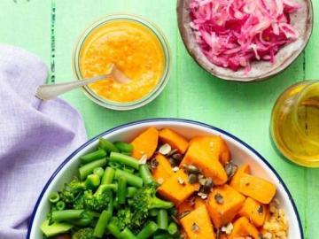Talerz pełen zdrowia - Zdrowe i smaczne jedzenie