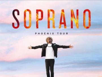 soprano2020 - image of soprano, cover of his latest album