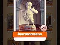 Win Marble Man - Celui qui est le premier à résoudre le puzzle obtient l'homme de marbre. N'oubliez pas l