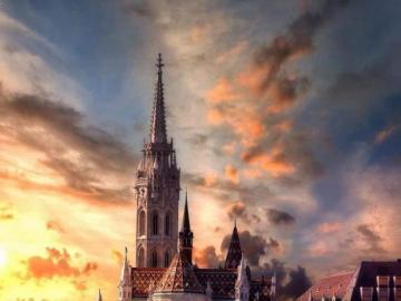 Budapest, Hungary - oh oh oh oh oh oh oh oh oh