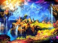Tenten in de fantasiewereld