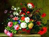 Силата на цветята