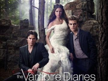 Vampire diaries - Puzzle de vampire diaries