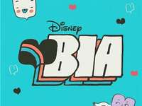 BIA Bia Serial disney channel - Bia - Argentinean soap opera, which premiered on June 24, 2019. The producers of the series are the