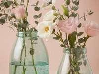Vázák díszítésként