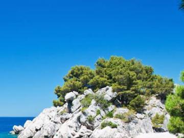 Croatie ensoleillée - Vacances en Croatie, paysages de puzzle