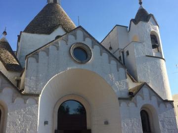 church. - Church in Puglia Italy.