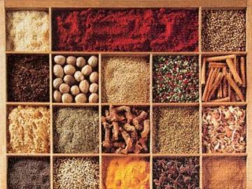 Épices du monde - Des épices du monde entier