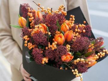 Bouquet de printemps - Bouquet de fleurs printanières