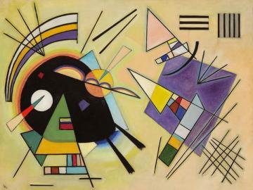 kandinsky - Oeuvre d'art de Kandinsky