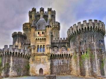 El Castillo Medieval - Construye el puzzle del castillo
