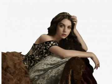 Reign cast - Nastoletnia Maria Stuart cast