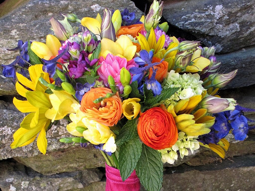 Un joli bouquet. puzzle