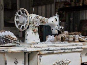 Nähmaschine - Fadennähmaschine