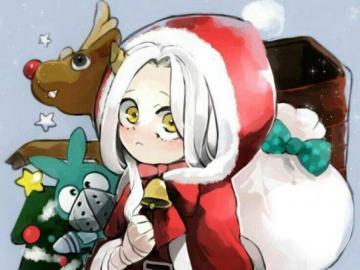 Eri Christmas - Eri kawaii christmas (pure kawaii stuff ?)
