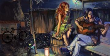 Music connects people - How many times do we fly away to the land of memories with the sounds of music! Everyone has some so