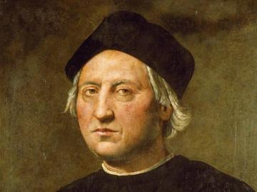 colombchristophe - Colomb portrait datant de la renaissance bhbgjhgbuhio