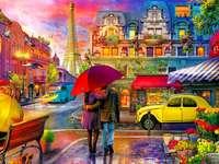 Un rendez-vous romantique - Nous organisons des puzzles date romantique.