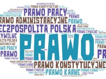 Ramas del derecho en Polonia - Ramas del derecho en la República de Polonia