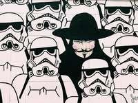 Stormtrooper street art