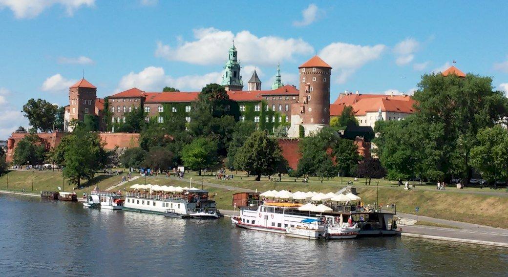 Panorama - Cracovie